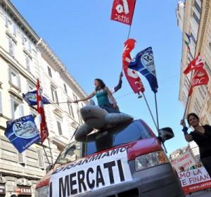 Disarmare i mercati per una democrazia dei beni comuni